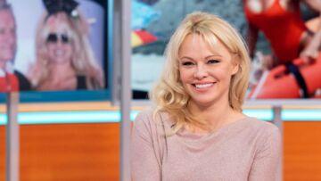Pamela Anderson amoureuse, son message à Adil Rami