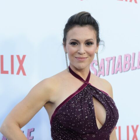 """Alyssa Milano: l'actrice d'Insatiable sur Netflix revient sur sa """"maladie mentale"""""""