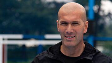 PHOTO – Zidane avec femme et enfants: son superbe cliché de vacances