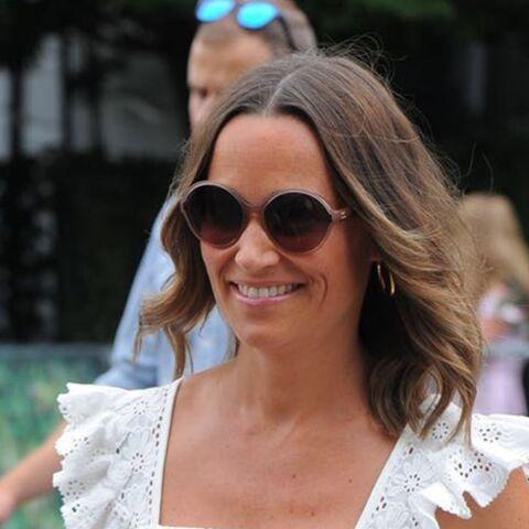 Pippa Middleton aperçue pour la première fois avec son beau-père David Matthews après l'accusation de viol