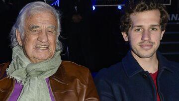 Jean-Paul Belmondo: avec son petit-fils Victor, la relève est assurée