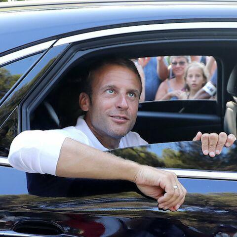 «T'es tranquille» pourquoi Emmanuel Macron a choisi Bregançon pour ses vacances