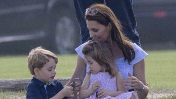 Le prince George plus aussi proche de sa soeur Charlotte, le fils de Kate et William ne veut pas tout faire avec sa petite soeur