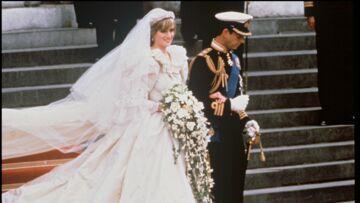 Pourquoi Diana avait-elle une robe de mariée secrète?