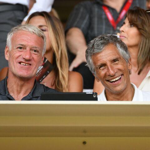 PHOTOS – Nagui et Didier Deschamps, une amitié qui dure: ensemble en vacances… et au stade