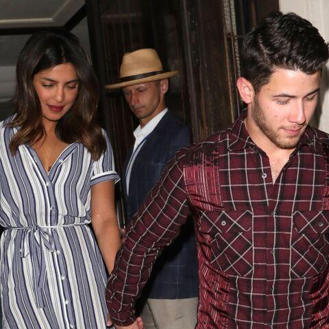 PHOTOS – Priyanka Chopra, la meilleure amie de Meghan Markle, s'est fiancée à Nick Jonas