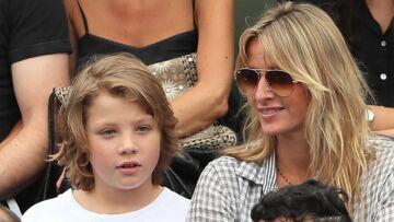 PHOTO – La jolie déclaration d'amitié de Roman, le fils de Marc Lavoine, à Jade Hallyday