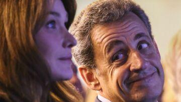 PHOTO – Giulia et Nicolas Sarkozy en vacances: un joli moment de complicité père-fille sous l'oeil de Carla Bruni