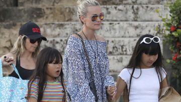 PHOTOS – Jade et Joy Hallyday retrouvent le sourire grâce à leurs amis