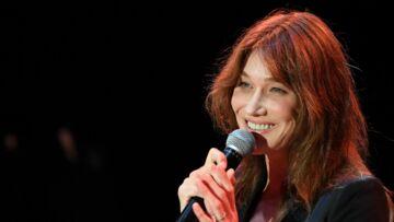 PHOTO – Giulia, la fille de Nicolas Sarkozy et Carla Bruni, espiègle: elle rend sa maman gaga