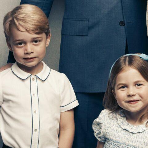 PHOTOS – Prince George et la princesse Charlotte: comment leur look inspire les tenues des enfants pour la rentrée des classes