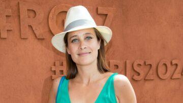 Julie de Bona (Le tueur du Lac): après la naissance de son premier enfant, elle reprend (bientôt) le travail
