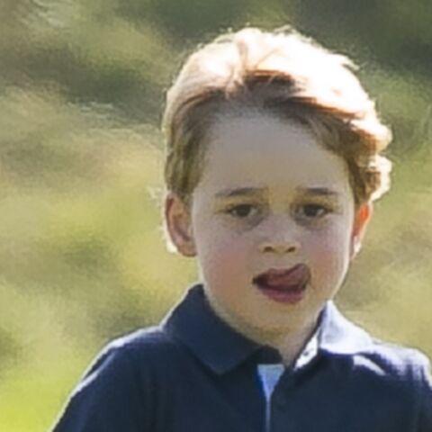 Shocking! A tout juste 5 ans, le prince George participe à sa première séance de chasse