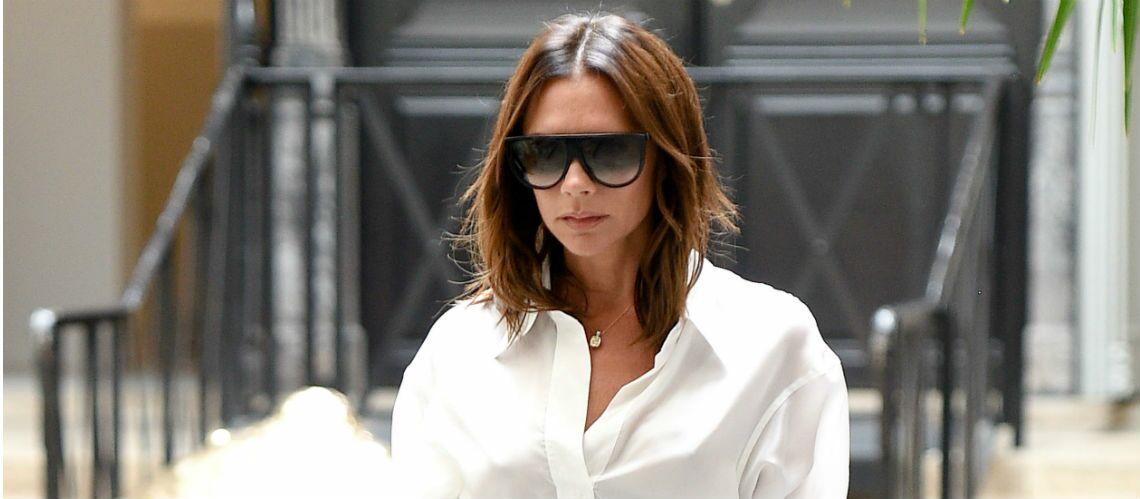 PHOTO \u2013 Découvrez pourquoi Victoria Beckham est si fière de la nouvelle  coupe de cheveux de sa fille Harper Beckham , Gala