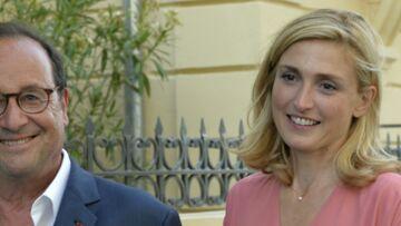 Julie Gayet multiplie les déclarations d'amour à François Hollande: une tactique politique?