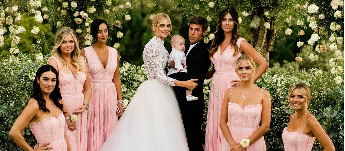 Gala Video Meghan Markle Elle Inspire L Influenceuse Chiara Ferragni Pour Son Sublime Mariage