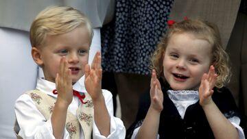 PHOTOS – Gabriella et Jacques de Monaco, craquants, stars du grand pique-nique des Monégasques
