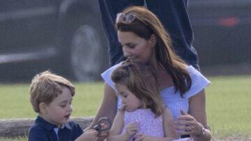Pourquoi la princesse Charlotte ne fera pas sa rentrée avec George