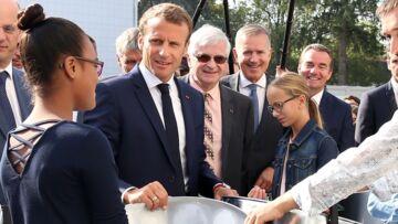VIDÉO – Emmanuel Macron: non, le cordon bleu n'est pas son plat préféré