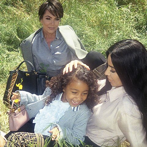 timeless design 3ce11 616ae PHOTOS – Les Beckham, Crawford, Kardashian… La famille, nouvelle star de la