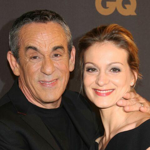 «Couche-toi bébé», le tendre message de Thierry Ardisson pour sa chérie Audrey Crespo-Mara