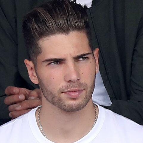 PHOTO – Le fils de Zinedine Zidane affiche ses pectoraux en acier