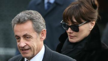 Giulia, la fille de Carla et Nicolas Sarkozy a fait sa rentrée: la fillette fière de son cartable