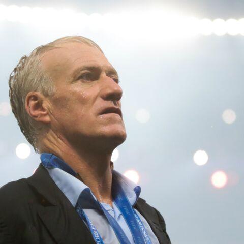 Le grand regret de Didier Deschamps pour la Coupe du Monde, il n'a pas pu partager son bonheur avec une personne chère