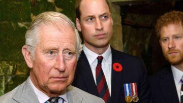 Quelles tensions? Non, le prince Charles et ses fils ne sont pas en froid