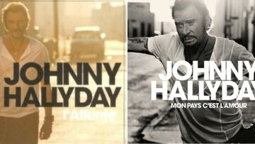 Johnny Hallyday: la pochette de son album posthume a des airs de déjà-vu