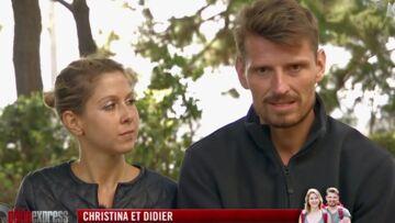 Christina et Didier les gagnants de Pékin Express réagissent aux rumeurs sur leur couple