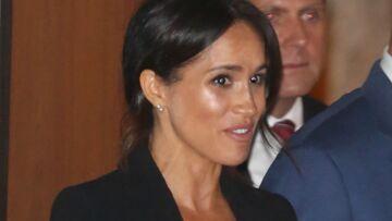 Meghan Markle: la belle symbolique des boucles d'oreilles offertes par la reine