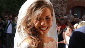 Emilie Broussouloux mariée à Thomas Hollande: zoom sur sa robe de mariée