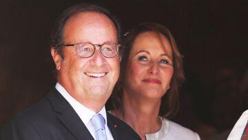 PHOTOS – Ségolène Royal et François Hollande réunis: le détail qui témoigne de leur affection