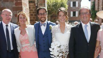 PHOTOS – Tous les détails sur la fête de mariage de Thomas Hollande, fils de François Hollande et de Ségolène Royal