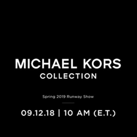 EXCLU – Regardez le défilé Michael Kors Collection de New-York, en live