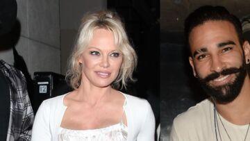 Adil Rami et Pamela Anderson, le hasard des programmations tv qui les a rapprochés
