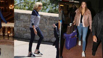 PHOTOS – 20 paires de baskets à shopper pour être stylée comme  Brigitte Macron et Iris Mittenaere!