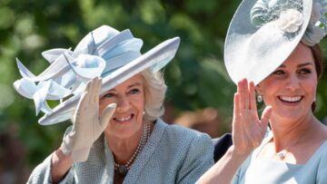 «Jolie mais faible»: quand Kate Middleton se faisait étriller par Camilla