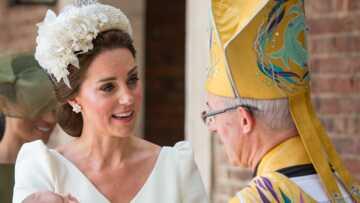 Kate Middleton: la jolie photo du prince Louis qu'elle envoie à ses fans pour les remercier