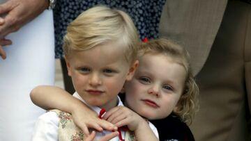 PHOTO – Les jumeaux de Monaco Gabriella et Jacques ont fait leur rentrée… et ils sont trop craquants