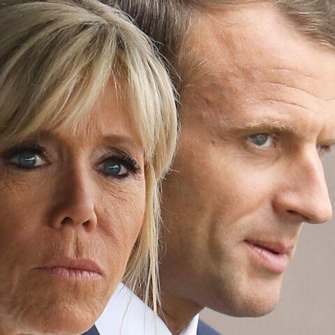Emmanuel Macron dégringole dans les sondages: le coup de pouce de sa femme Brigitte