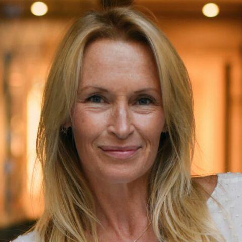 PHOTOS – Estelle Lefébure rayonnante et bronzée pour l'ouverture du nouveau spa du Lutétia