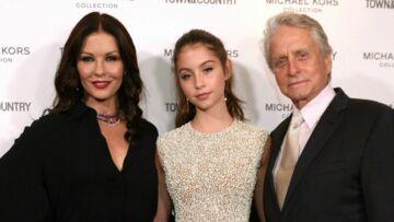 PHOTOS – Catherine Zeta-Jones et Michael Douglas: leur fille Carys Douglas est leur sosie