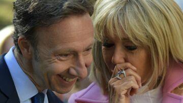 PHOTOS – Stéphane Bern et Brigitte Macron: une amitié très tactile, en ces Journées du Patrimoine