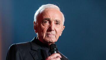 Charles Aznavour: absent aux obsèques de Johnny Hallyday, comment il lui a rendu hommage à sa façon