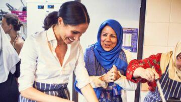 PHOTOS – Meghan Markle dans un livre de cuisine, le projet inédit de la duchesse