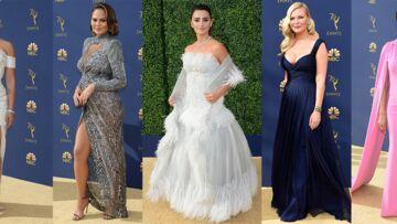 PHOTOS – Les plus belles tendances modes repérées aux Emmy Awards 2018