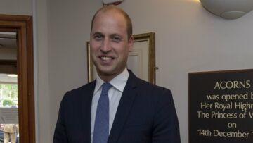 Prince William: une visite émouvante dans les pas de sa mère Diana