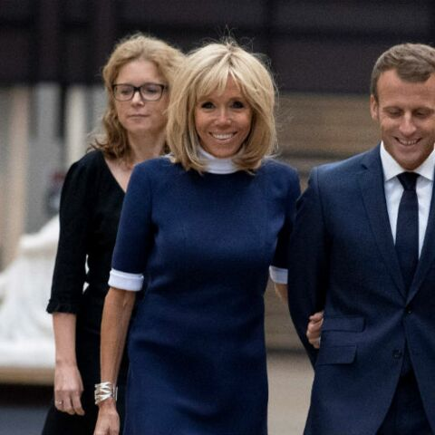 Brigitte Macron, inspirée par Michelle Obama